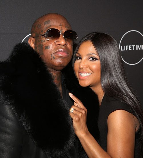 "Toni Braxton To Have A ""Great Gatsby"" Themed Wedding With Birdman"