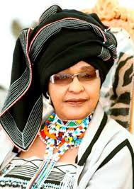 Mother of South Africa is Laid to Rest