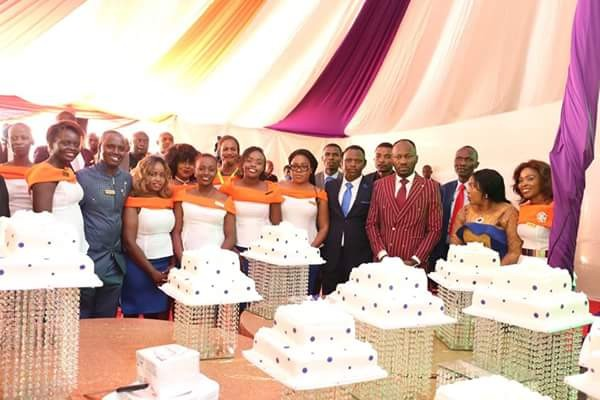 Pictures Of Apostle Suleman's Birthday In Kenya