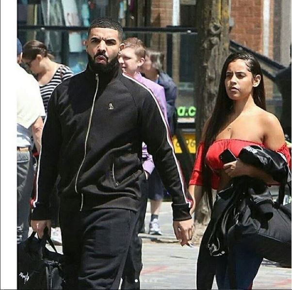 Drake Spotted Out With Rumoured New Girlfriend Malaika Terry