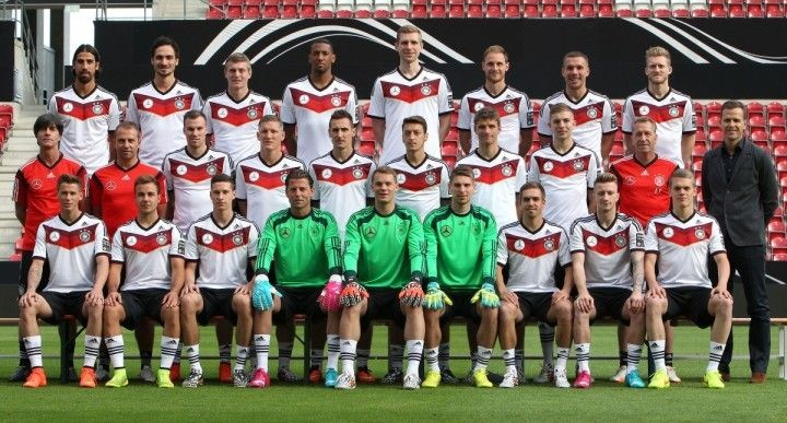 German Players Banned From Having Sex During World Cup Tournament