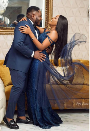 Comedian Ajebo Shares Pre-wedding Pictures