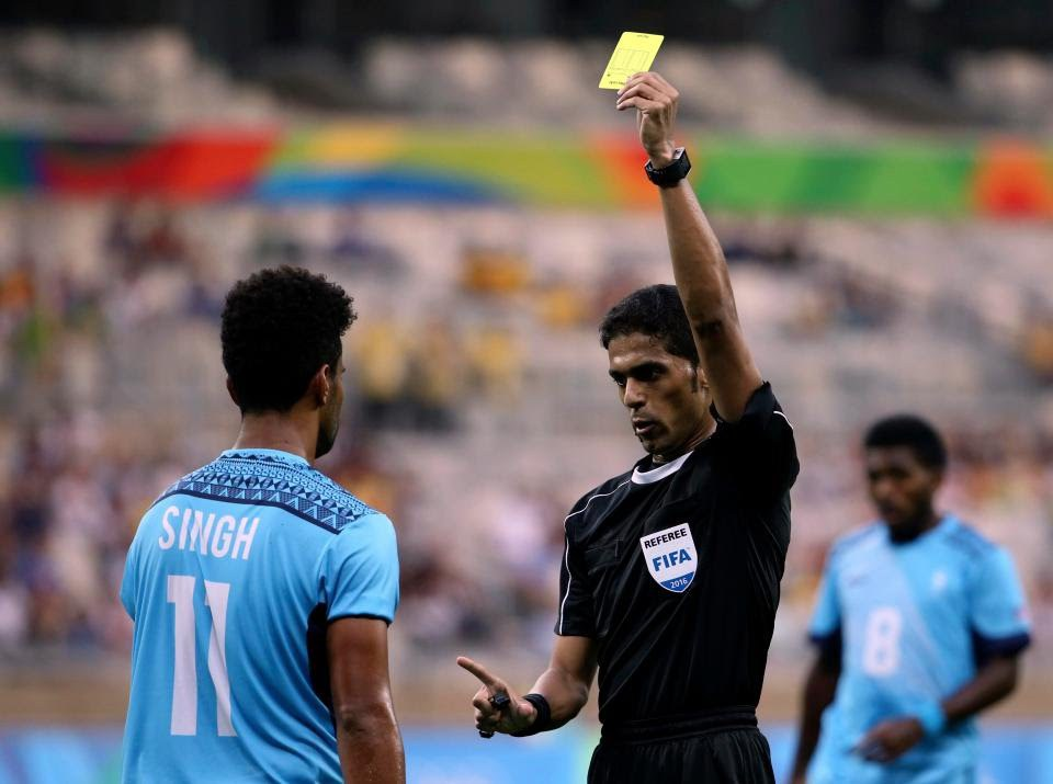 Saudi FA Asks FIFA To Withdraw Referee From World Cup For Offering To Fix Match