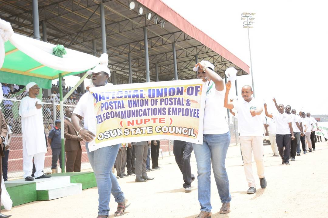 May Day: Aregbesola Approves Promotion, Confirmation, Conversion Of Workers