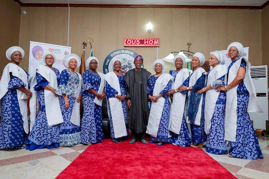 Southern Governors' Wives Unite To End Poverty, Illiteracy In Nigeria