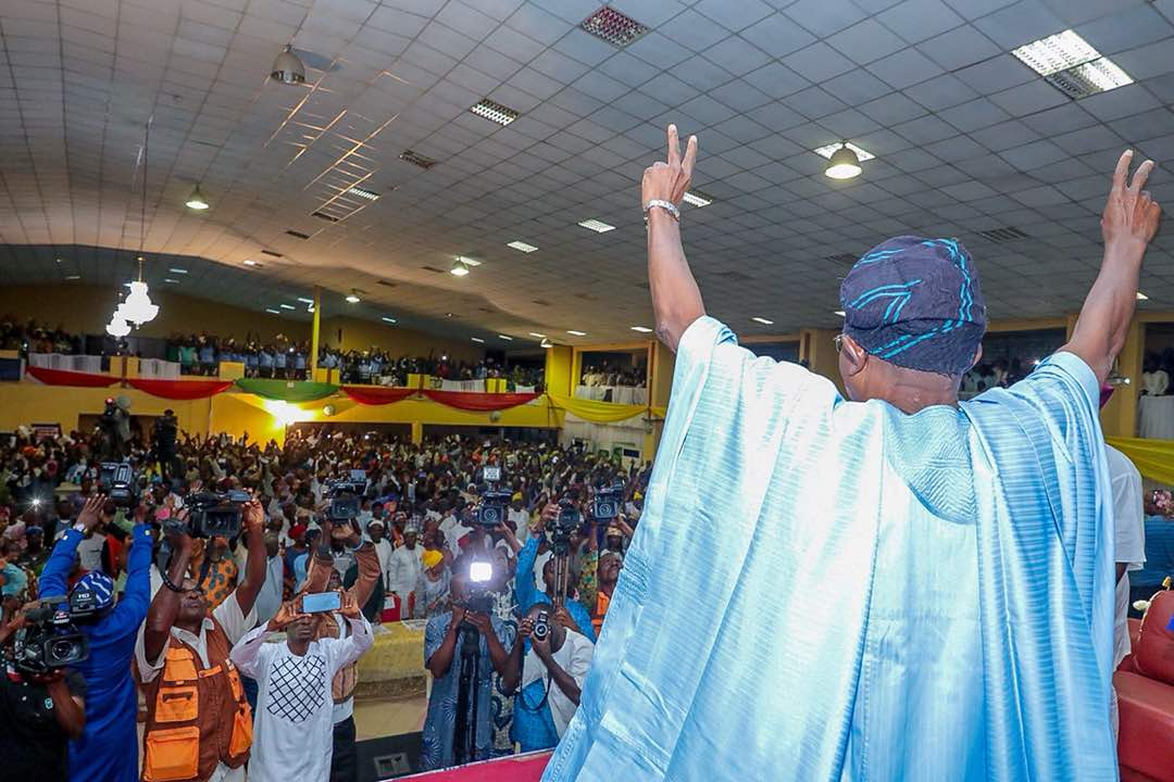 My Successor Will Be Better Than Me – Aregbesola
