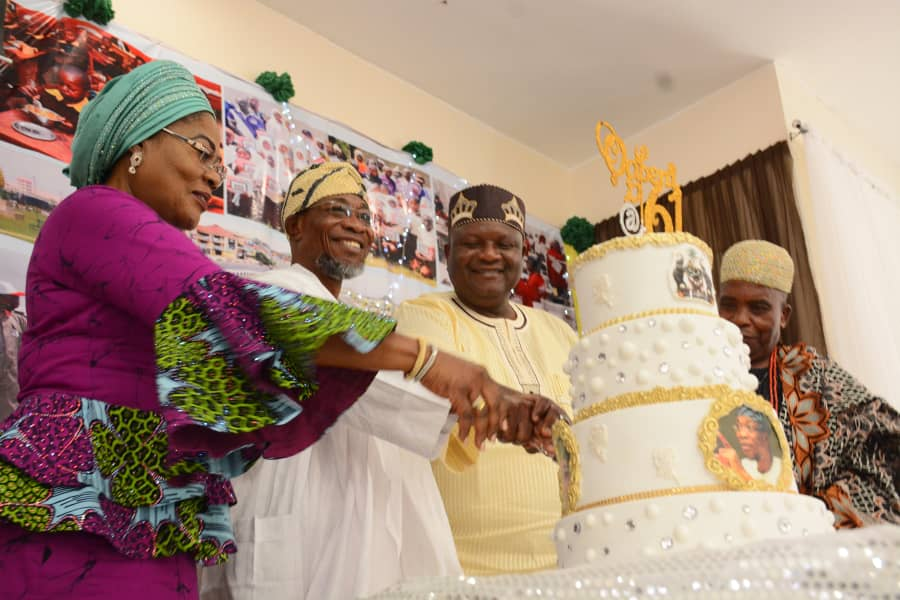 Oloyede Lauds Aregbesola, Says His Intelligence Has Transformed Osun