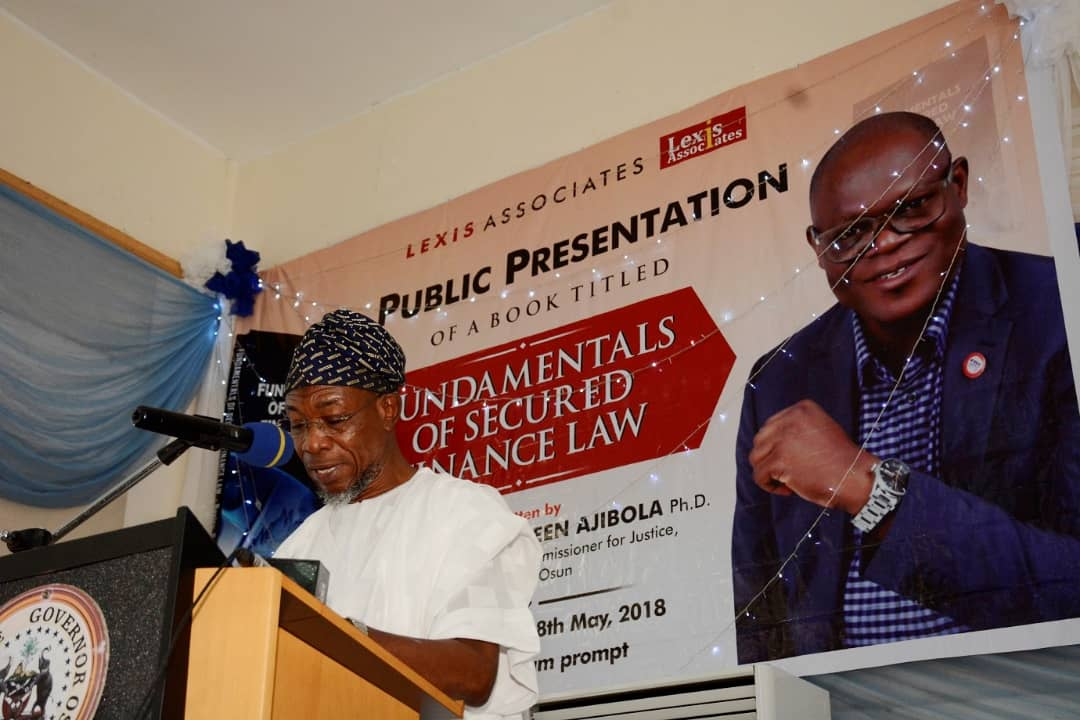 Fight For The Poor To End Poverty, Injustice, Osun Gov. Urges Legal Practitioners