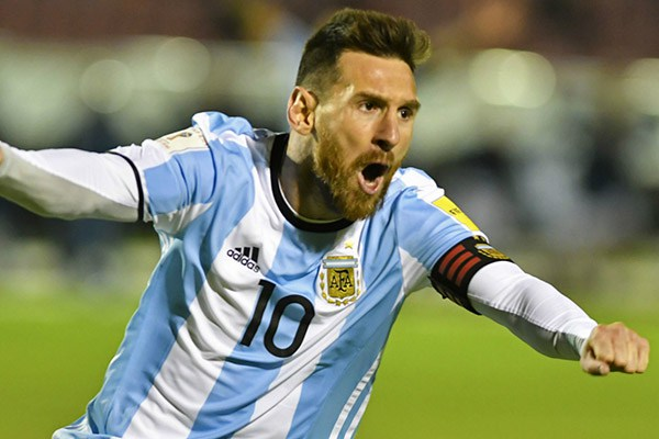 Russia 2018: We Aren't The Best Nor The Favourites – Messi
