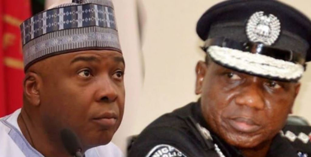 IGP Urges Court To Stop Senate From Insisting On His Appearance