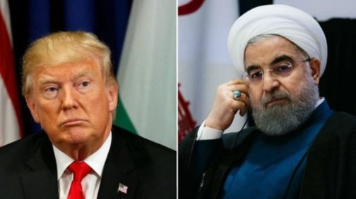 Trump Warns Iranian President Over Threats