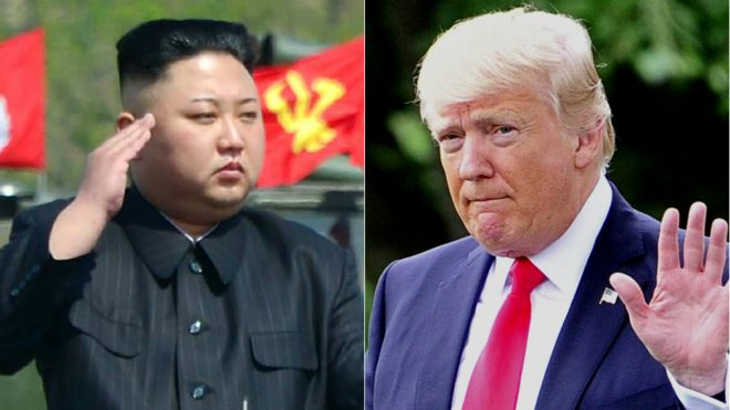 North Korea Removes Top Military Officials Ahead Of Submit