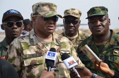 150 Special Forces To Be Deployed To Taraba