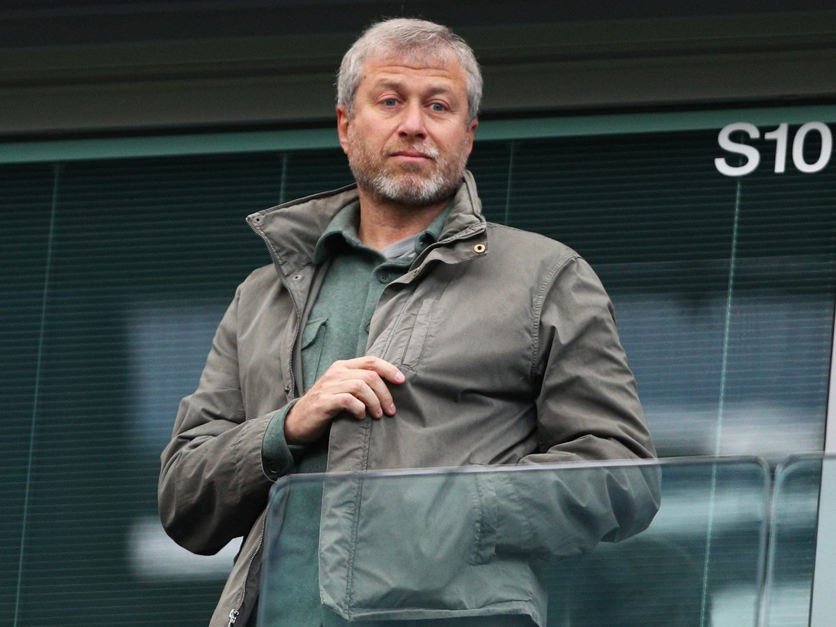 UK To Abramovic: Prove The Authenticity Of Your Wealth