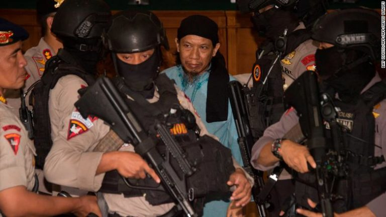 Radical Cleric Sentenced To Death