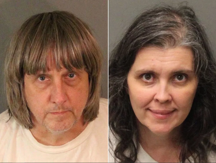 Parents Arrested For Abusing Their 13 Children For Years In California