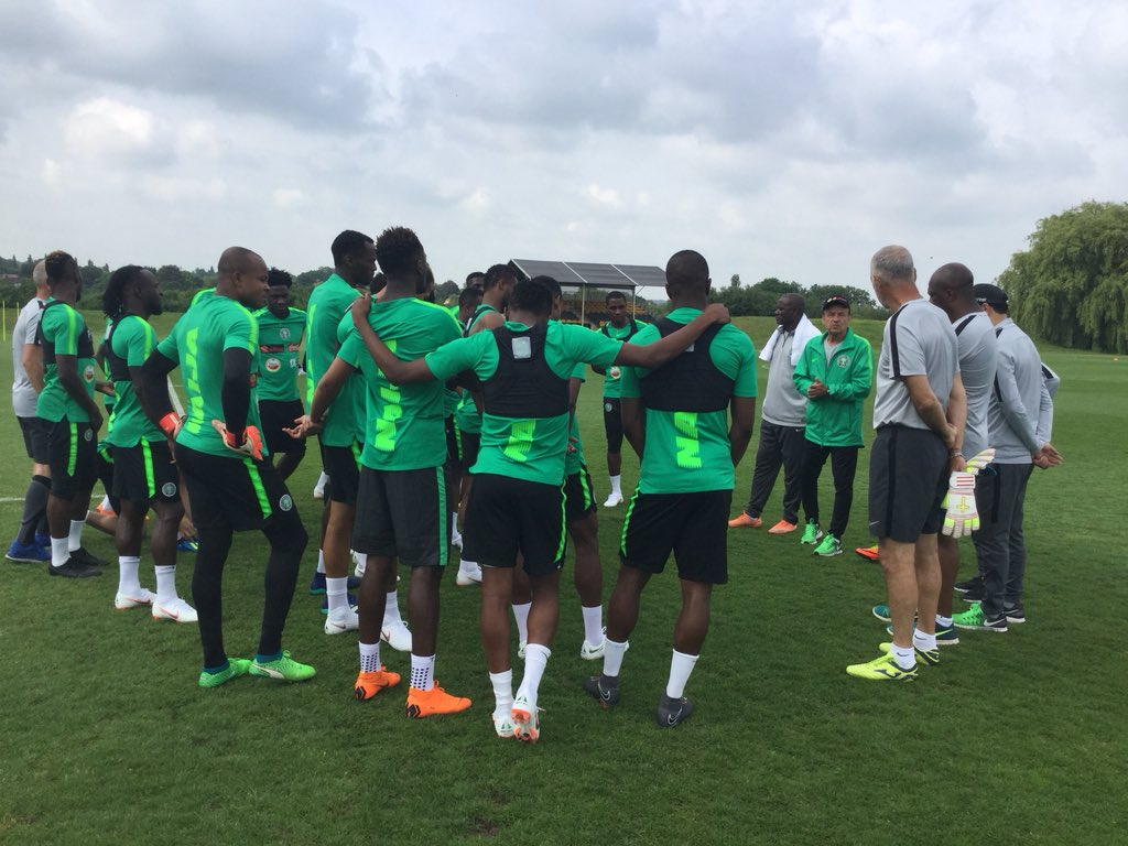 Eagles' Likely 1st, 2nd Eleven Tussle In First Training Ahead England Clash
