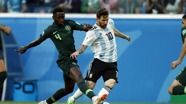 Ndidi Rated Has Having Most Tackles, Interceptions After World Cup Group Stage