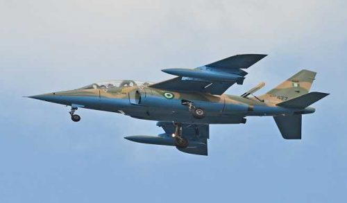 Air Force Deploys Combat Helicopter In Plateau