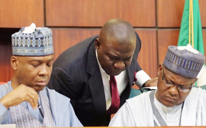 National Assembly Draws Battle Line With President Buhari, Threaten Impeachment