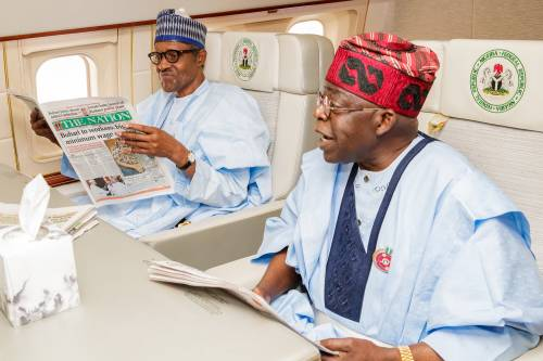 Tinubu: With June 12 Declaration, Buhari Has Forever Buried The Notion That He Is Undemocratic