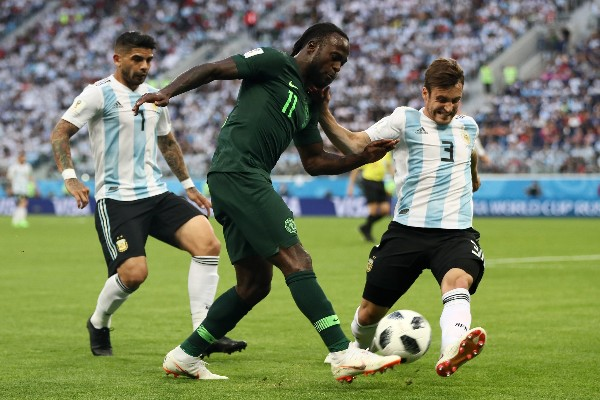 Okocha: Why Super Eagles Lost To Argentina; Ighalo Should Have Scored