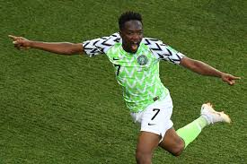 Worldcup: I'm Going to Score Another 2 Goals, Musa Assures Nigerians
