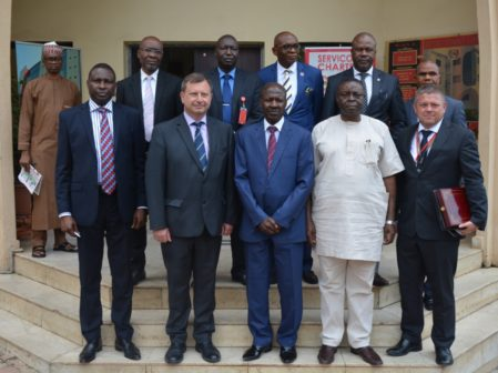 UK Pledges Support To EFCC