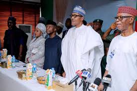 APC Convention: Buhari Appeals to Contestants to Play by Rules