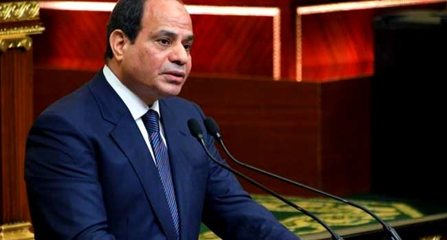 Egypt's Cabinet Submits Resignation To President Sisi