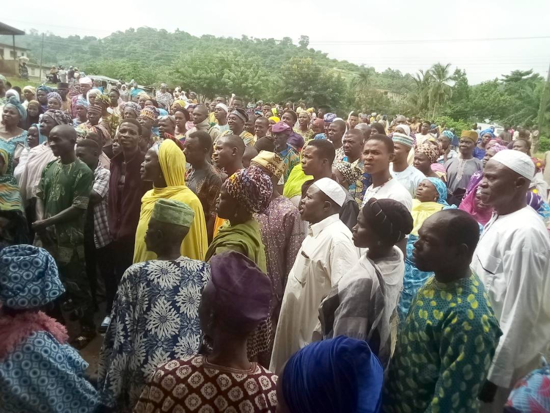 UPDATE: Voting Concluded, Massive Turnout As Osun APC Holds Governorship Primary