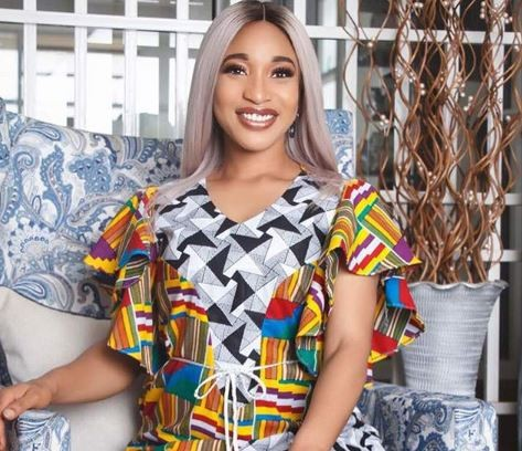 Tonto Dikeh Joins List Of Actresses Who Change Their Names