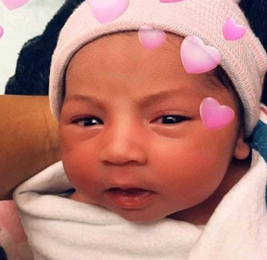 Cardi B Shares First Photo Of Her Daughter As Nicki Sends Gift worth $5,000