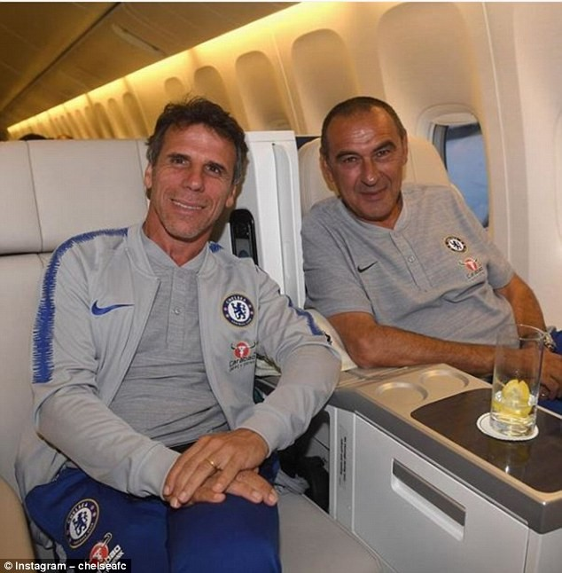 Football Legend Gianfranco Zola Return To Stamford Bridge As Assistant Manager