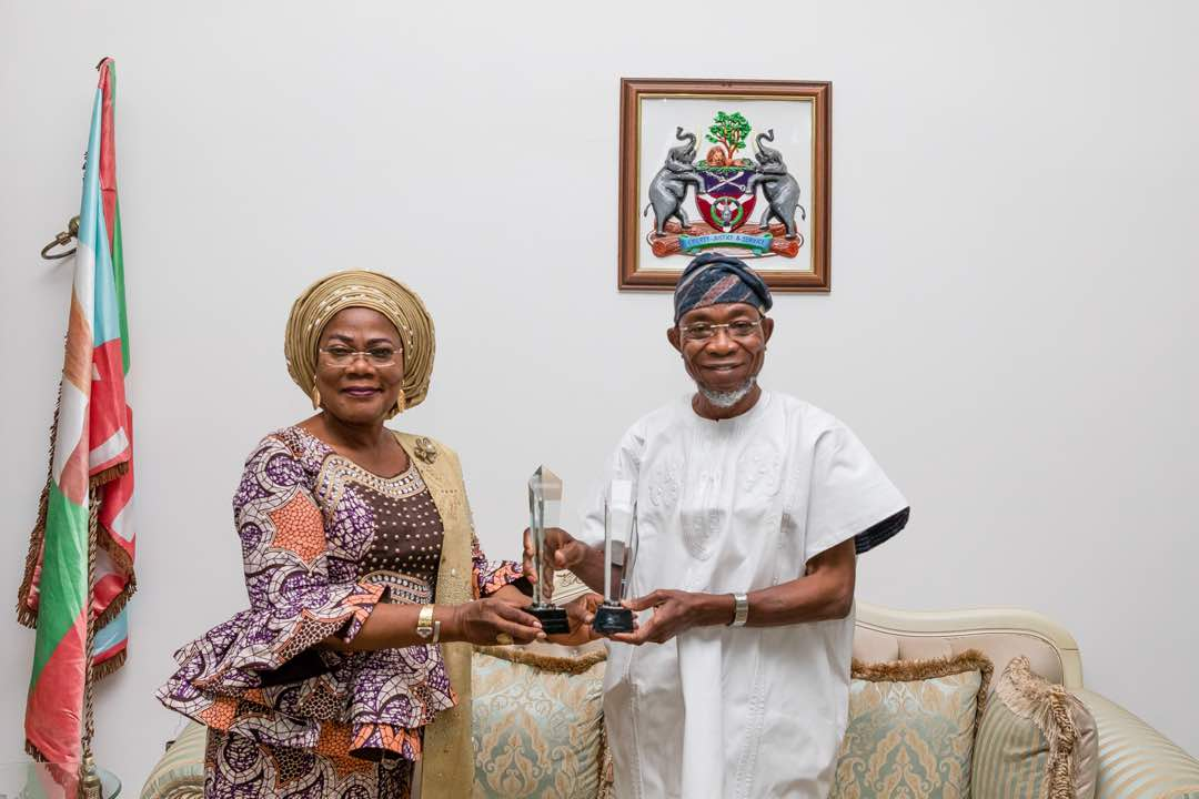 Aregbesola Receives Outstanding Awards On Governance, Policies