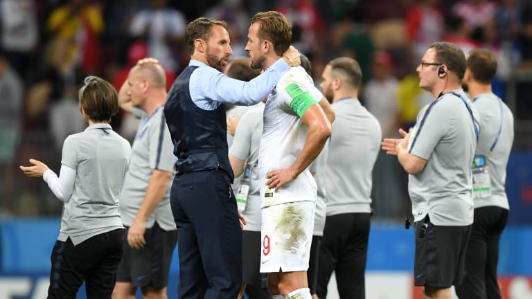 Southgate: We Are Proud Of Our Achievement In Russia