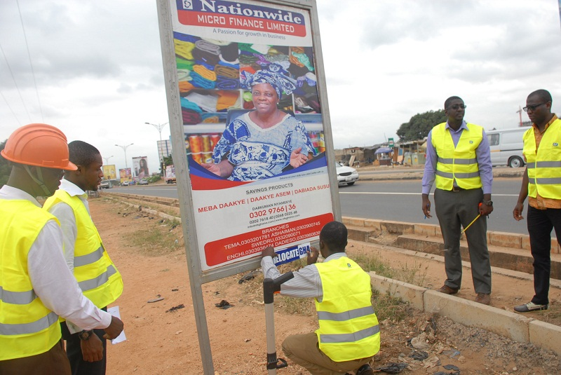 We Are Not Targeting Opposition Parties' Posters – O-Signage