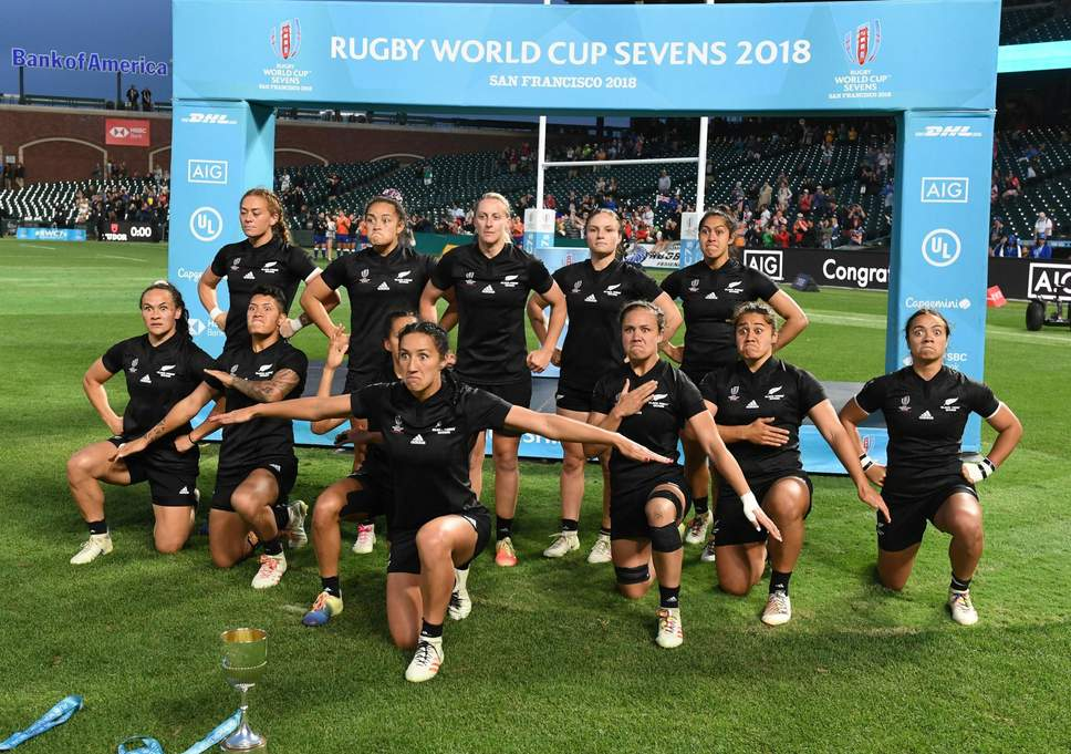 New Zealand Retains Women's World Cup for the Second Time