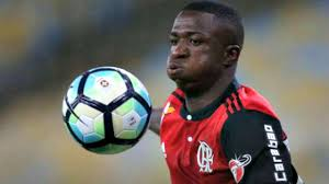 Vinicius to fight for Place in Real Madrid First Team