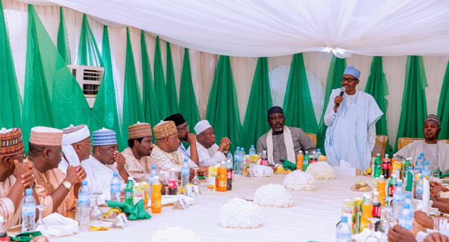 Opposition Cannot Distract Us From Our Good Work, Says Buhari